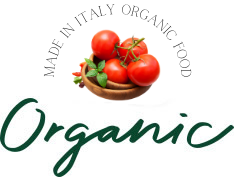 Made in italy organic foodd